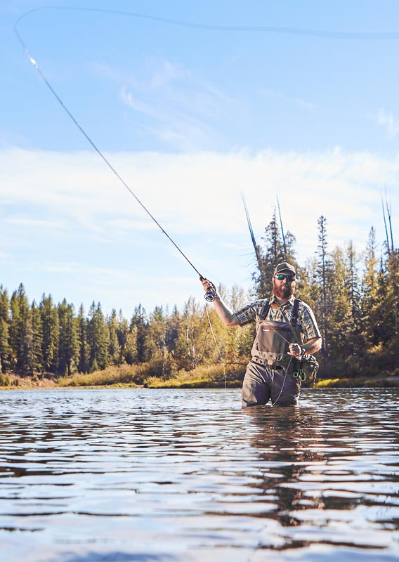 Fishing Paradise: Glacier National Park's Streams and Lakes