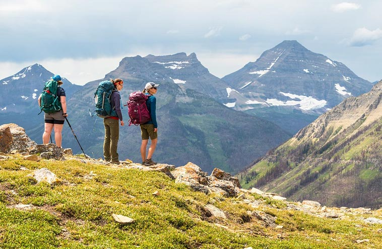 Top Hikes Glacier National Park Hiking Tips Trail
