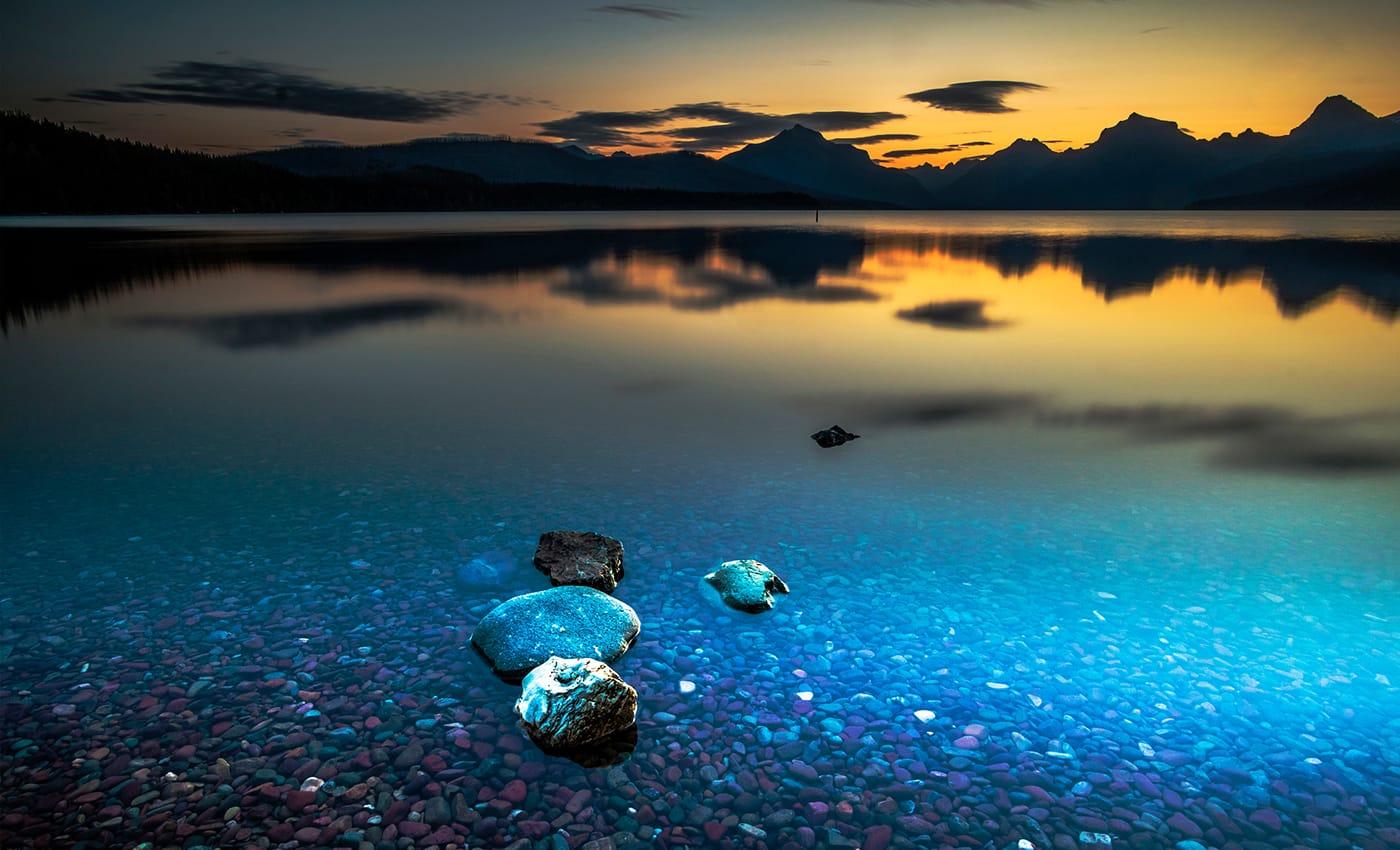 Lake Mcdonald Lodge >> Motel Lake Mcdonald In Glacier National Park Quiet Comfort