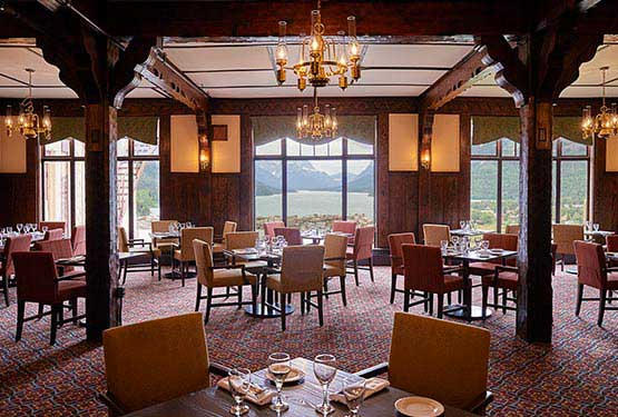 Royal Stewart Dining Room
