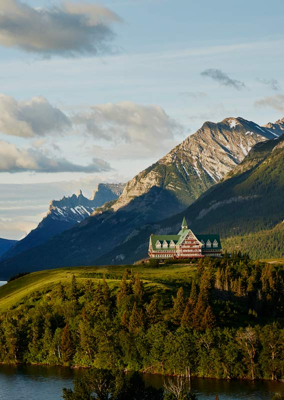 Prince of Wales Hotel: Iconic Accommodation in Waterton Alberta