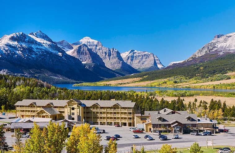 Accommodation St Mary Lodge Amp Resort Glacier Park Montana