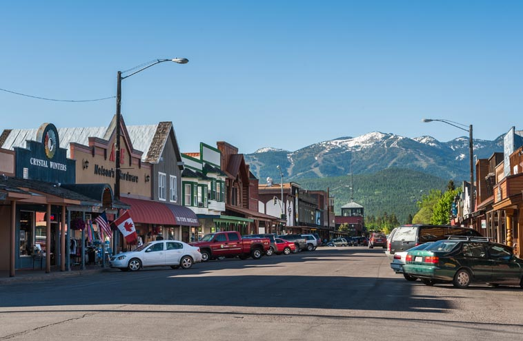 Lodging & Activities in Glacier National Park: Montana