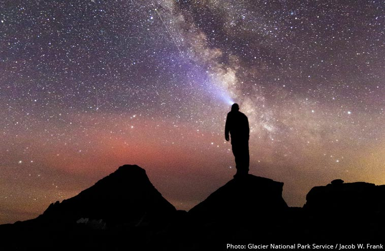 Pro Tips on Stargazing in Glacier & Waterton National Parks