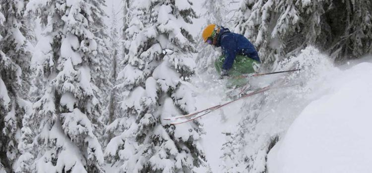 Whitefish Skiing