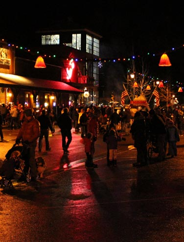 Five Things We Love about Christmas in Whitefish