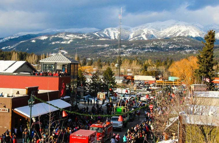 Why We Think Whitefish Mt Is America S Best Ski Town