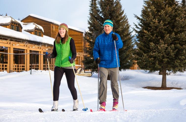 A Cozy Winter Weekend Getaway In Whitefish Mt Ski Dine