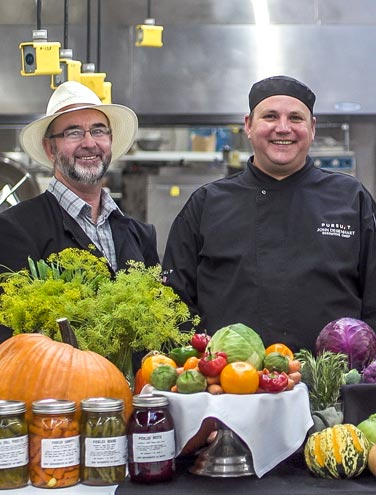 Building Partnerships Through Good Food: Farm-to-Table at Glacier Park Lodge