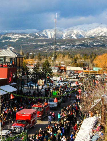 Why Whitefish is America's Greatest Ski Town