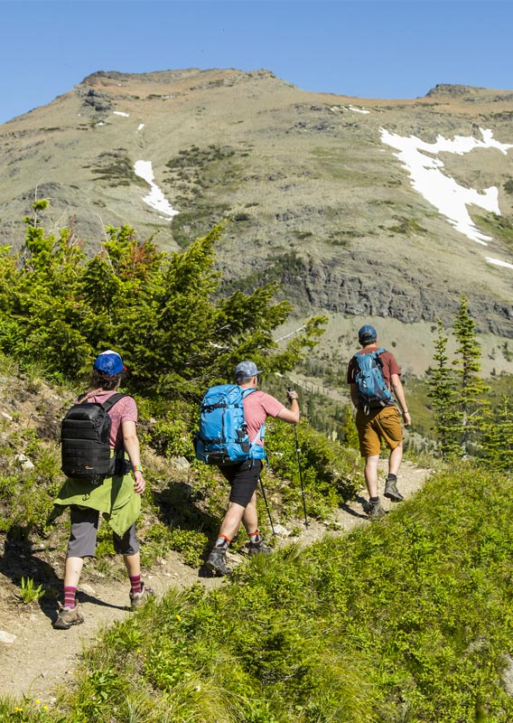Hiking Season: Iconic Trails of Glacier National Park