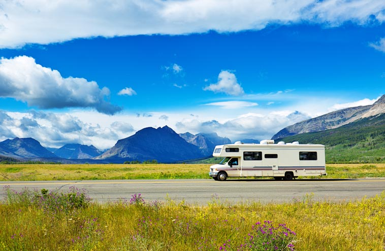 Ultimate National Parks RV Tour: Yellowstone, Glacier, Banff & Beyond